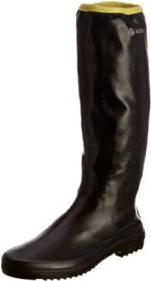 Aigle Womens Rubber Pack Welly