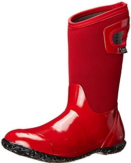 Bogs Kid's K Nh Solid Rubber Wellington Boots