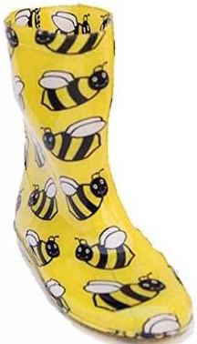 Busy Bee PVC Funky Fashion Welly