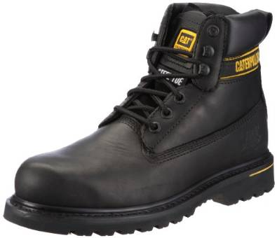 CAT Footwear Holton Steel Toe, Men's Work and Safety Boots