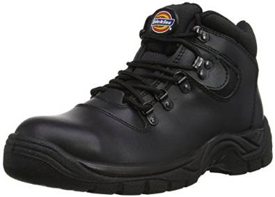 Dickies Men's Fury S1-P Safety Boots
