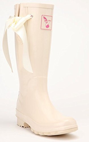 Evercreatures Ladies Bridal Wedding Wellies