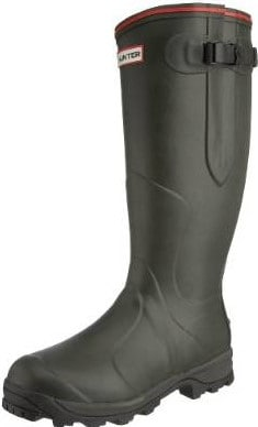 Hunter Men's Balmoral Neoprene Wellies