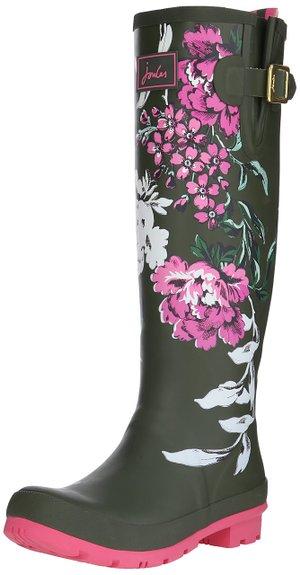 Joules U_wellyprint, Women's Rain Boots