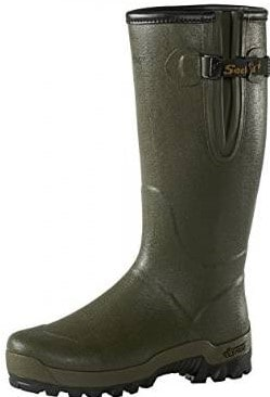 Seeland Wellingtons Estate Vibram Sole 18'' Breathable