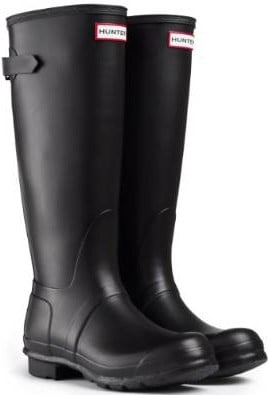 Womens Hunter Original Adjustable Wellington Boots