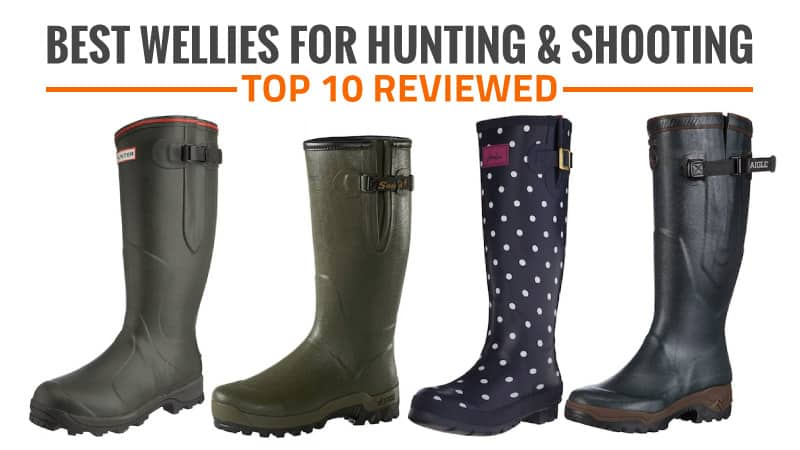 c7428ddf5aa Best Wellies for Hunting and Shooting Review Guide (Updated)