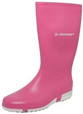 Dunlop Pink Wellies