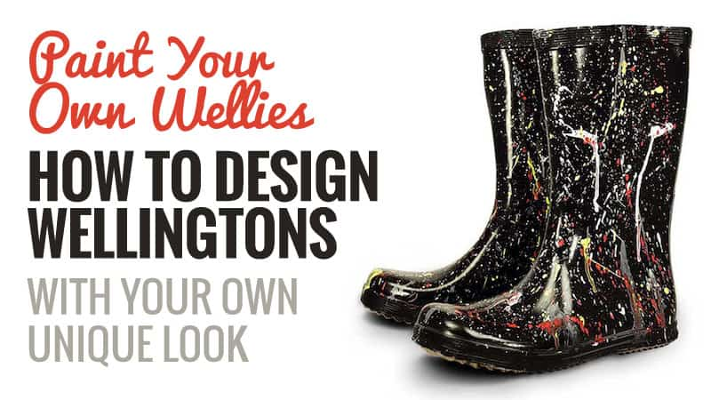 Paint-Your-Own-Wellies