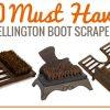 10-Must-Have-Wellington-Boot-Scrapers
