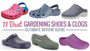 11-Best-Gardening-Shoes-Clogs-Ultimate-Review-Guide