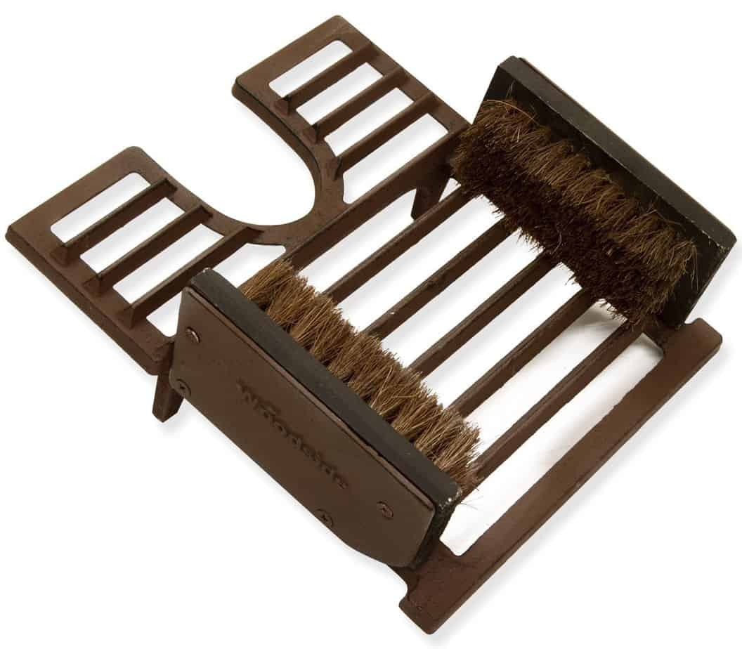 Woodside Cast Iron 3-in-1 Scraper