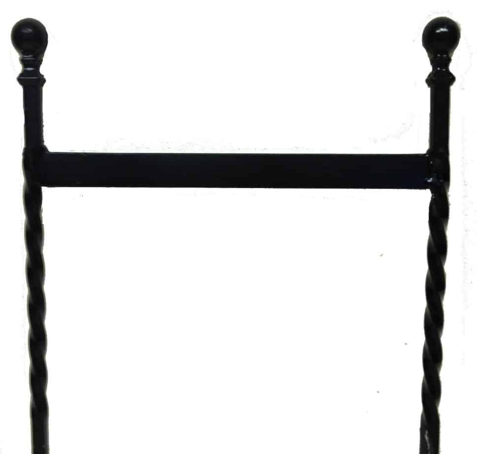 Wrought Iron Boot Scraper