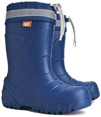 Demar Kids Boys Girls Wellington Boots Rainy Snow Wellies
