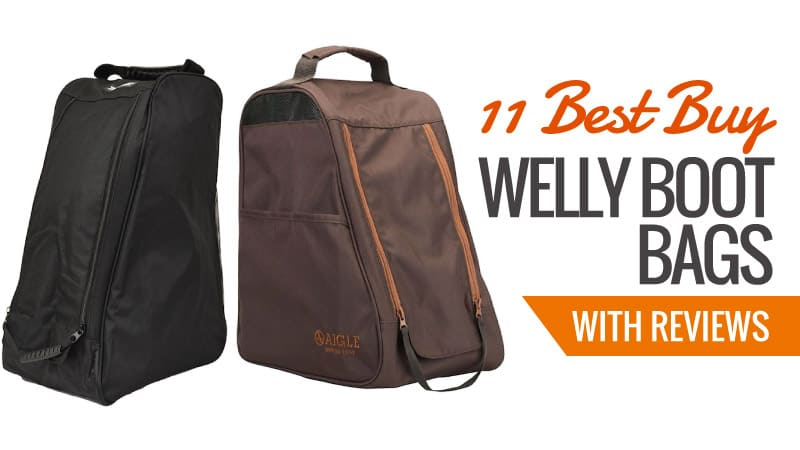 11 Best Buy Welly Boot Bags for 2016 (With Reviews)