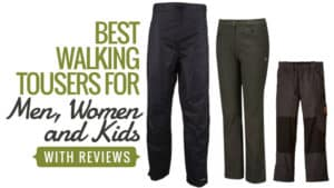 Best Walking Trousers for Men, Women, and Kids (With Reviews)