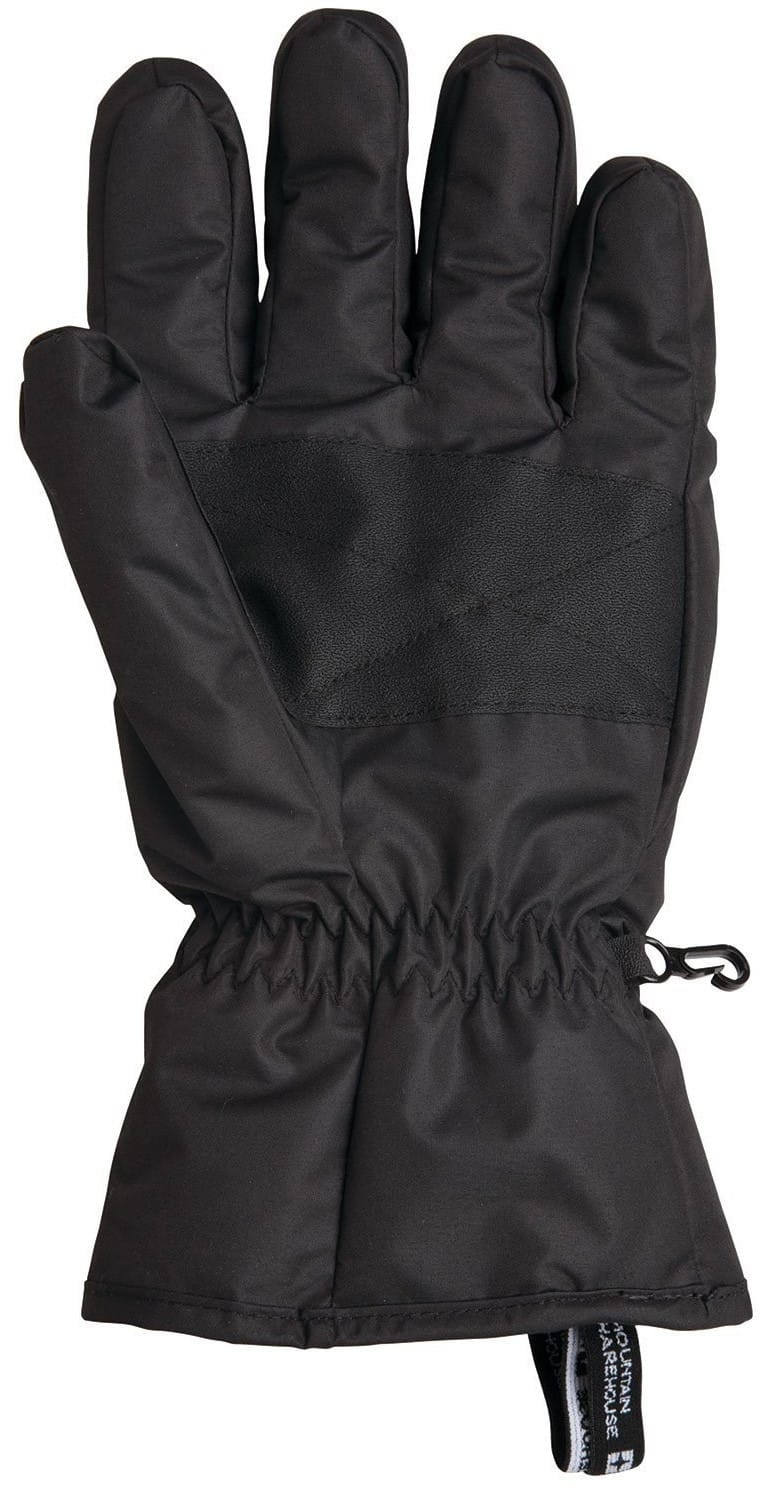 Mountain Warehouse Mens Snowproof Winter Warm Snowboard Ski Adjustable Cuffs Gloves