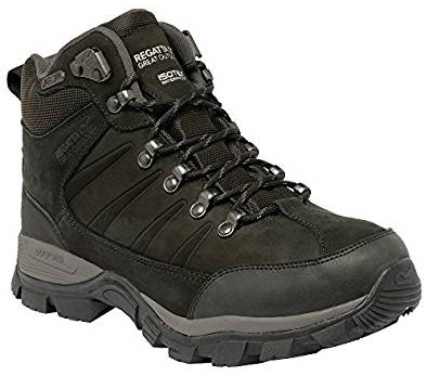 Regatta Borderline Waterproof Walking Boots