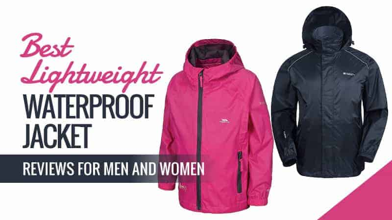Best Lightweight Waterproof Jacket Reviews for Men and Women
