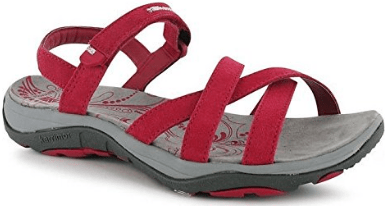 Karrimor Women's Salina Leather Ladies Outdoor Sandals