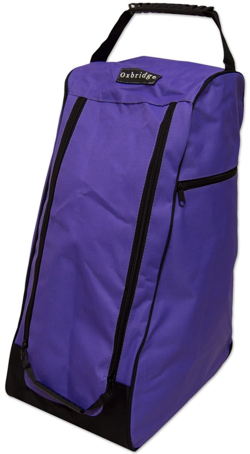 Oxbridge Purple Muddy Hunting/Fishing Wellington Welly Boot Storage Carry Bag