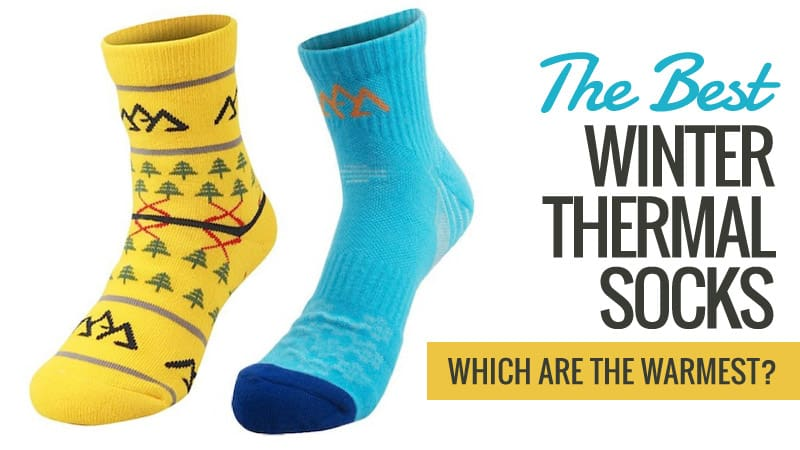 The Best Winter Thermal Socks: Which are the Warmest?