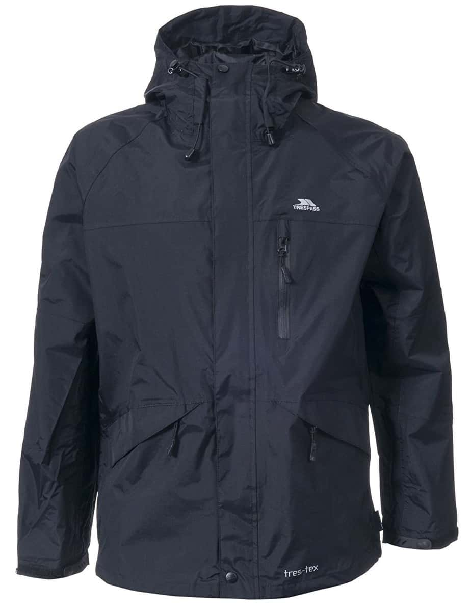 Trespass Corvo Men's Waterproof Jacket