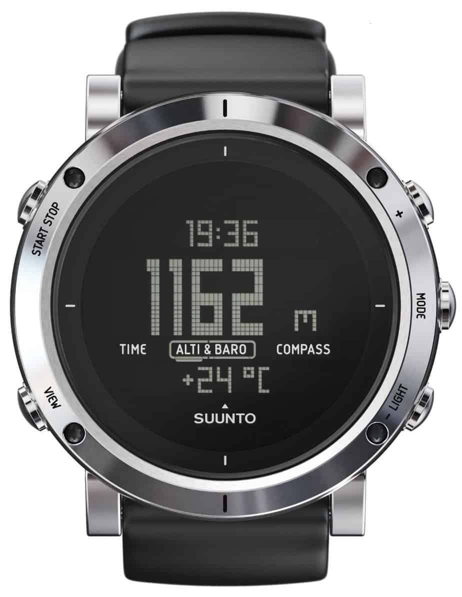 Best Altimeter Watch – Suunto Core