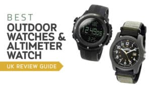 Best Outdoor Watches and Altimeter Watch: UK Review Guide