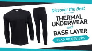 Discover the Best Thermal Underwear and Base Layer Reviews