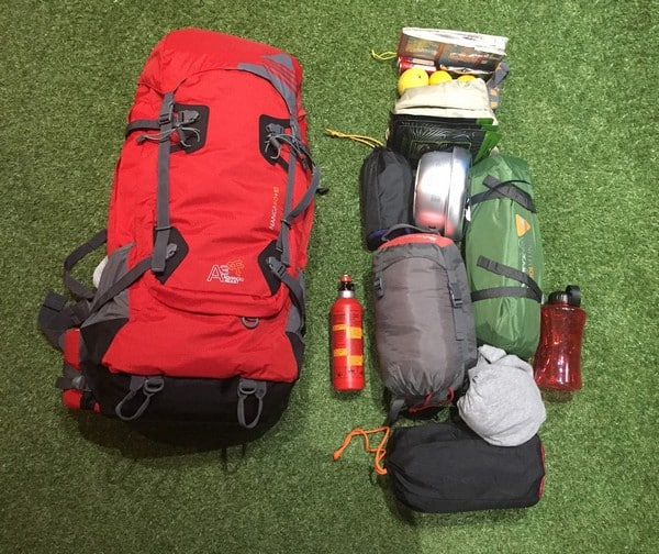 Ultimate Guide How To Pack A Rucksack For Camping And Hiking