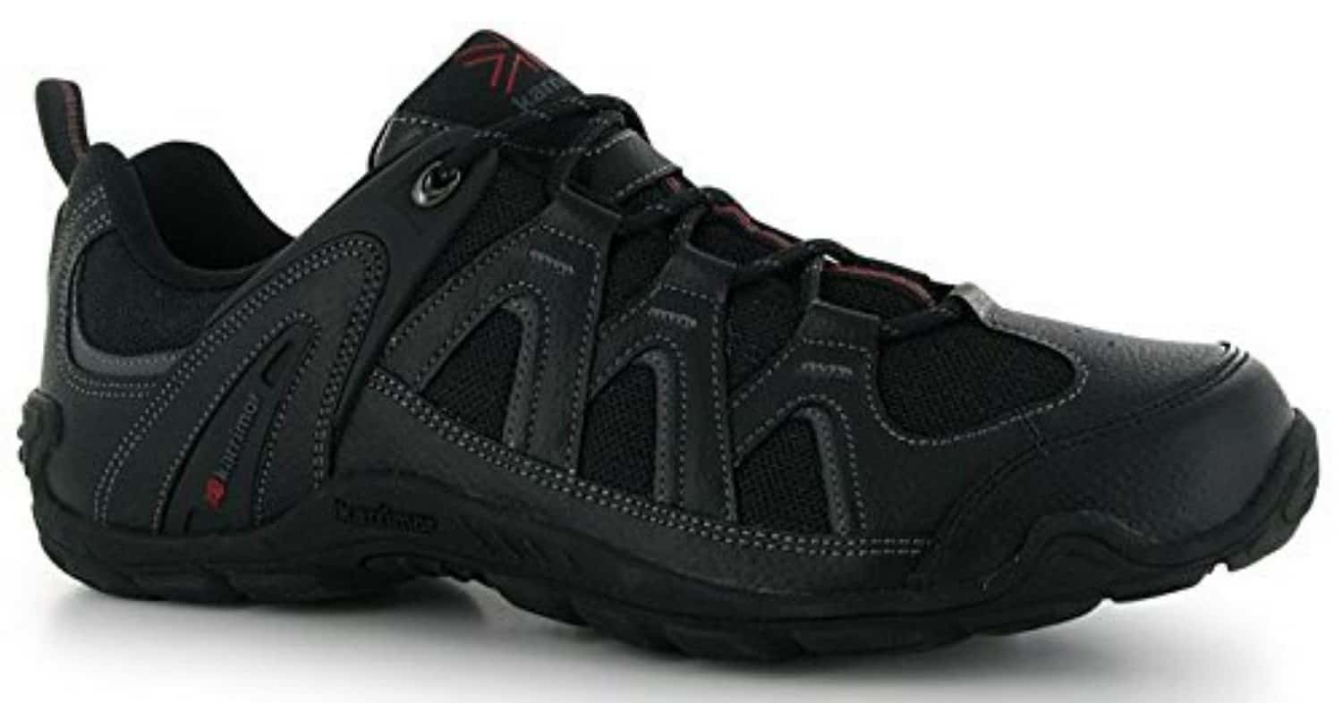 Karrimor Mens Summit Leather Walking Shoe