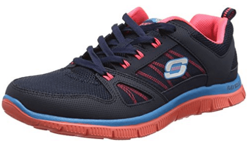 Skechers Women's Flex Appeal Spring Fever Trainers