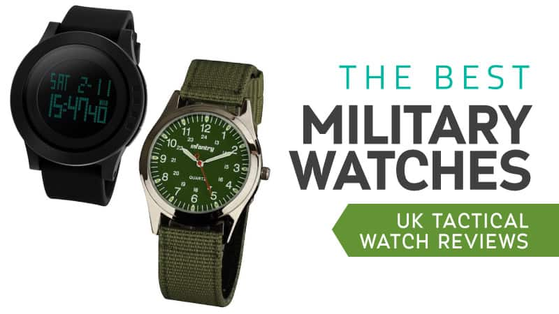 Best Military Watches: UK Tactical Watch Reviews