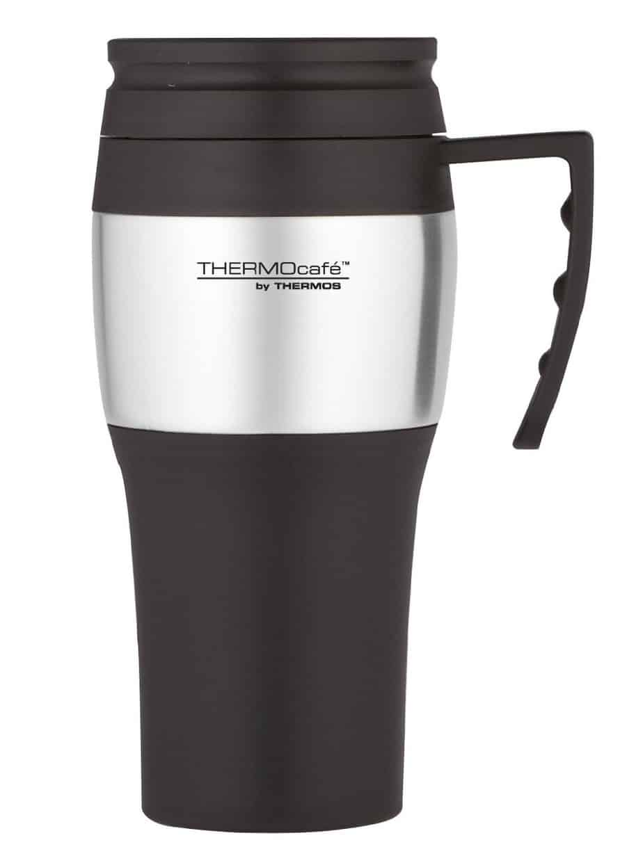 ThermoCafé 183344 2010 Steel Travel Mug, 400 ml