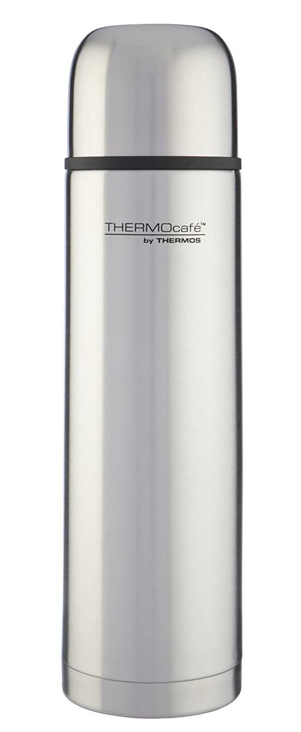 Thermocafe Stainless Steel 1L Flask