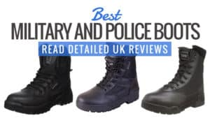 Best Military and Police Boots: Read Detailed UK Reviews
