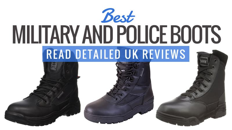 Best Military Boots: Read Detailed UK Reviews