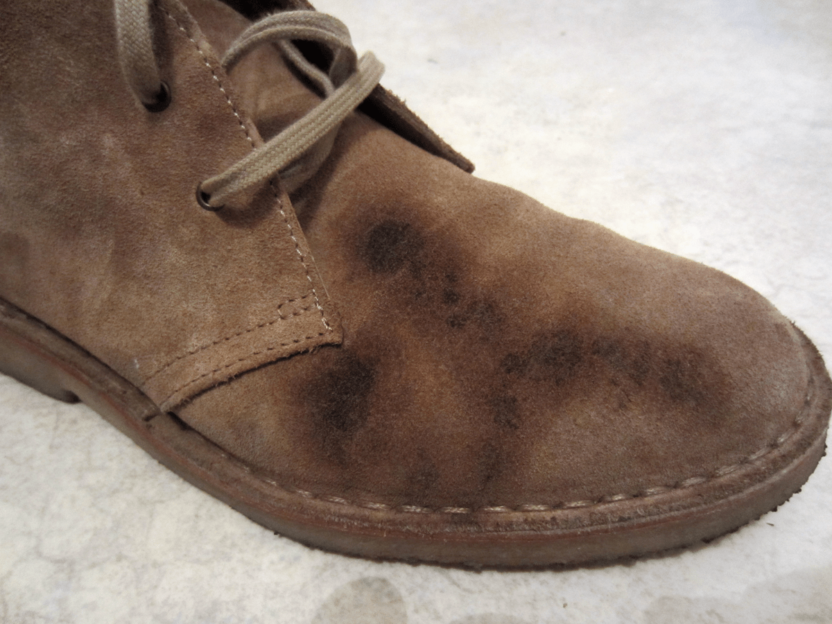 Cleaning Suede Desert Boots