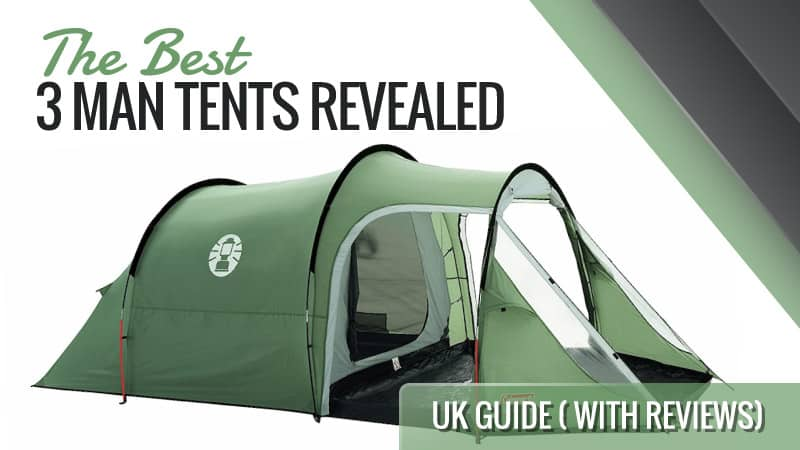 The Best 3 Man Tents Revealed 2017 UK Guide ( With Reviews)  sc 1 st  Wonderful Wellies & The Best 3 Man Tents Revealed: 2018 UK Guide (with Reviews)