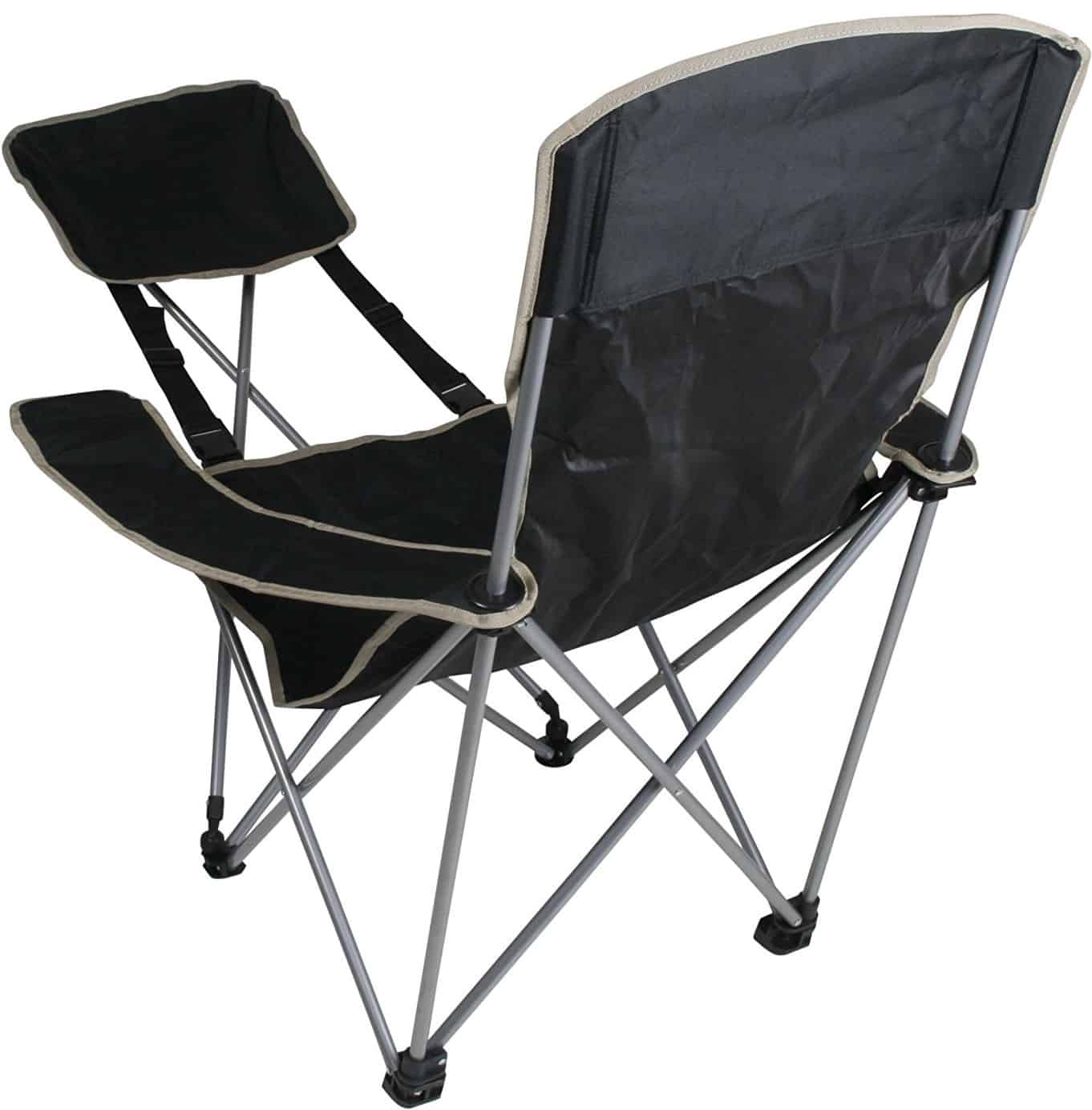 Best Camping Chair with Footrest – 10T Outdoor Equipment
