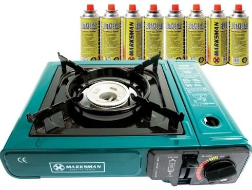 Best Portable Gas Hob - Marksman