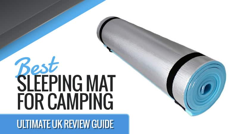 Ensure a good night sleep when camping. Read our UK reviews of the best sleeping mats and double self inflating matresses. We find out the most comfortable and lightweight.