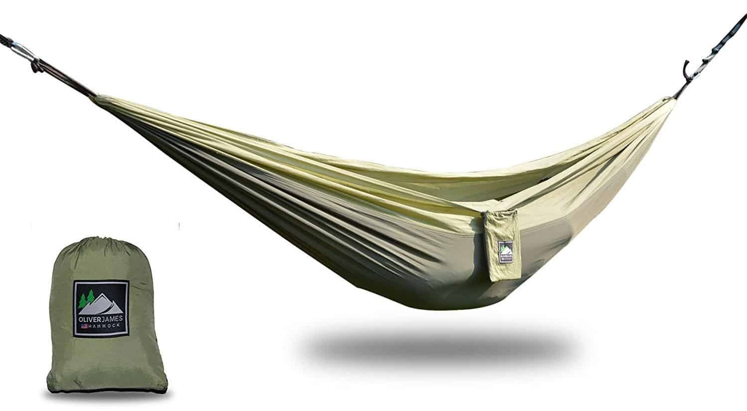 Best Tent Hammock – Oliver James