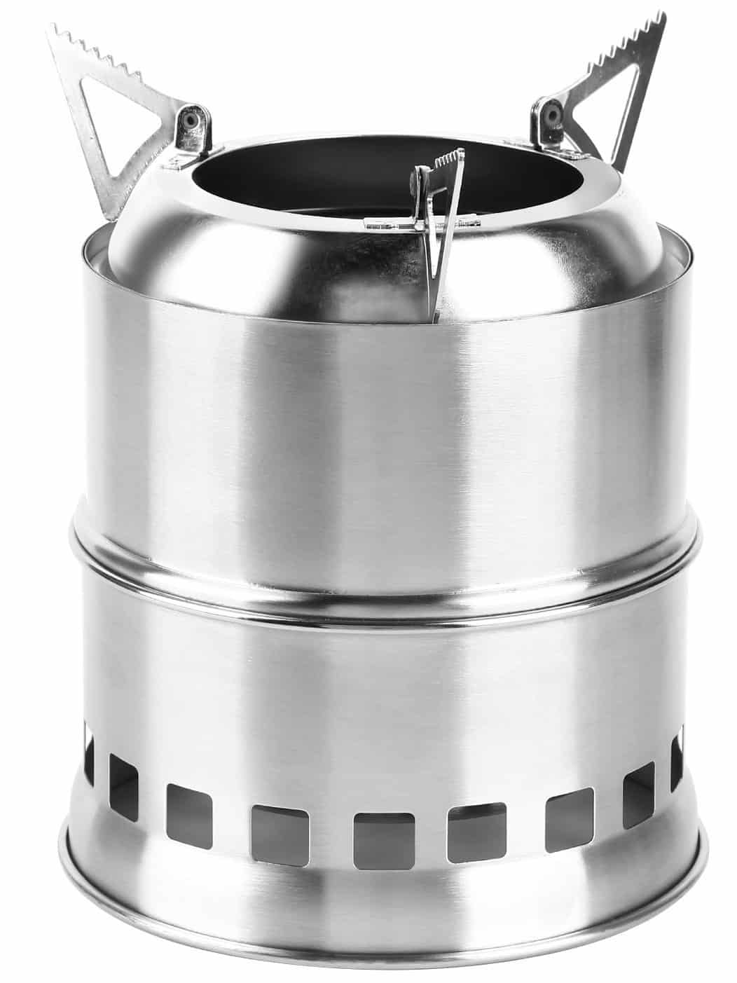 Best Wood Burning Camp Stove – OUTAD