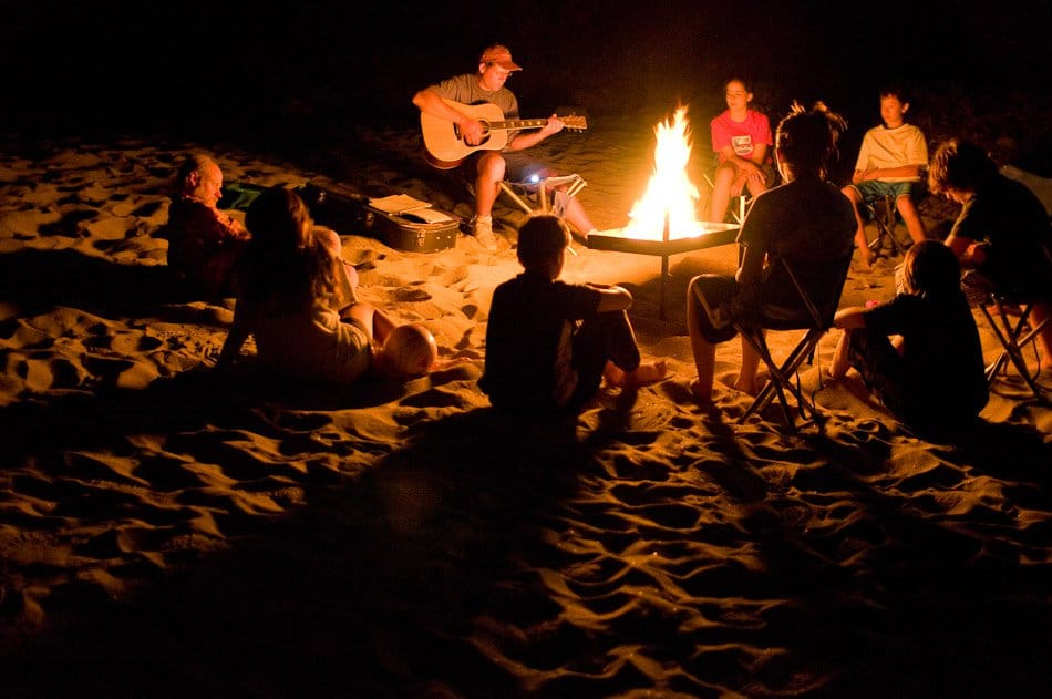 Campfire Fun Great Ideas For Fun And Games When Camping
