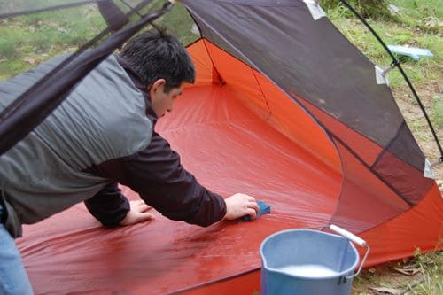 & Tent Maintenance u2013 How to Waterproof and Clean Your Tent