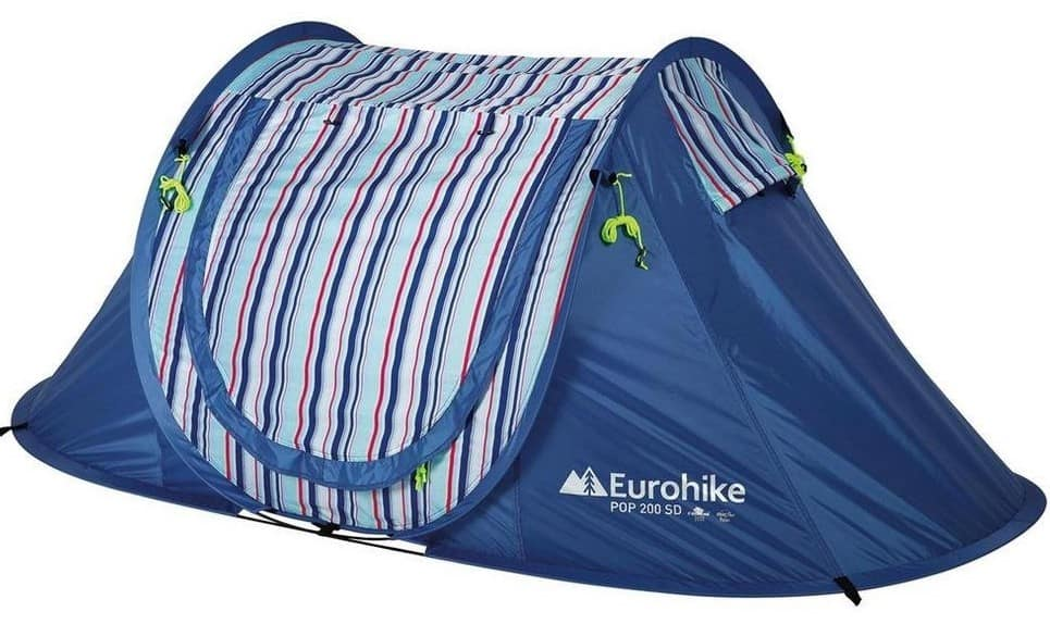 Eurohike Pop 200 SD 2 Man Tent