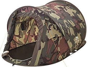 Trespass 2 Man Festival Pop Up Tent