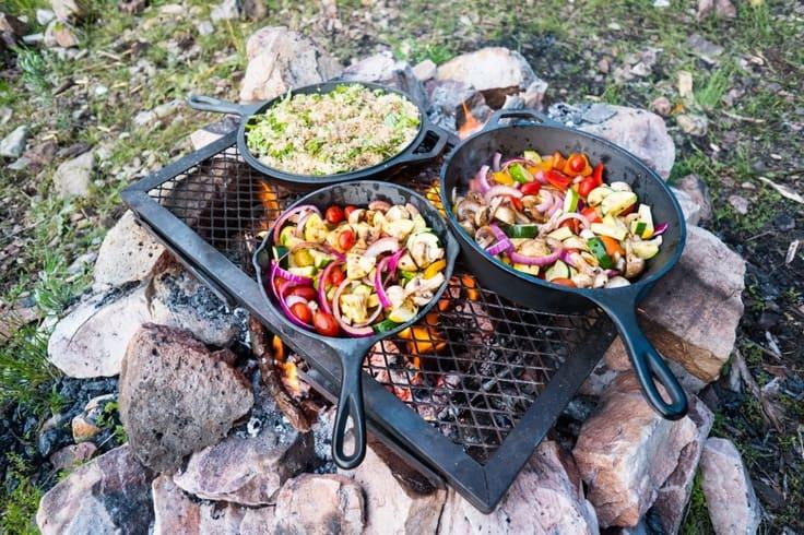 Campfire Foods List